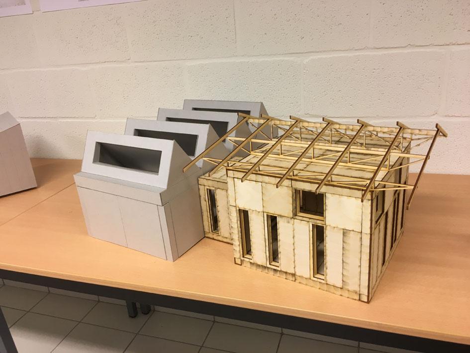 Le projet final de nos étudiants